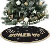 Purdue University Boilermakers Christmas Tree Skirt