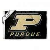Purdue University Mini Flag