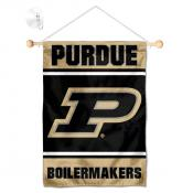 Purdue Window and Wall Banner