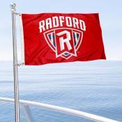 Radford Highlanders Boat and Mini Flag