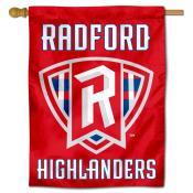 Radford Highlanders Double Sided House Flag