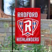 Radford Highlanders Garden Flag