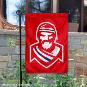 Radford Highlanders Rowdy Red Garden Flag