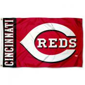Reds Outdoor Flag