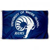 Rhode Island Rams  Flag