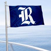 Rice Owls Boat and Mini Flag