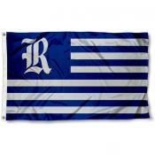 Rice Owls Stripes Flag