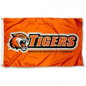 RIT Tigers Orange Flag