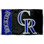 Rockies Outdoor Flag