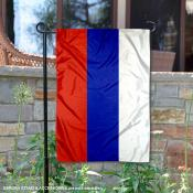 Russia Double Sided Garden Flag