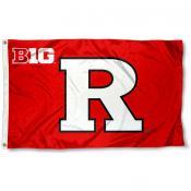 Rutgers Big Ten Flag
