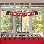 Rutgers Scarlet Knights Banner String Pennant Flags