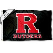 Rutgers Scarlet Knights Large 4x6 Flag