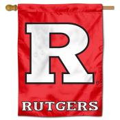 Rutgers University Decorative Flag