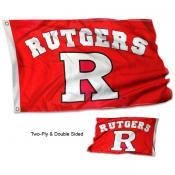 Rutgers University Flag - R