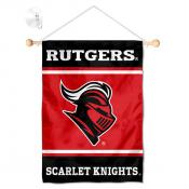 Rutgers Window and Wall Banner