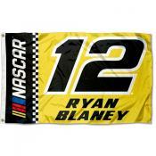 Ryan Blaney 3x5 Large Banner Flag