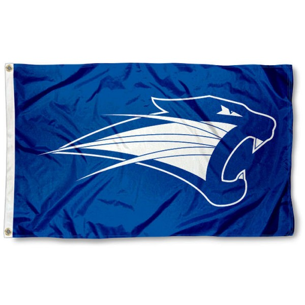 Saint Francis Cougars Flag is made of 100% nylon, offers quad stitched flyends, measures 3x5 feet, has two metal grommets, and is viewable from both side with the opposite side being a reverse image. Our Saint Francis Cougars Flag is officially licensed by the selected college and NCAA
