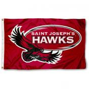 Saint Joseph's Hawks  Flag