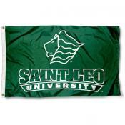 Saint Leo Lions Flag