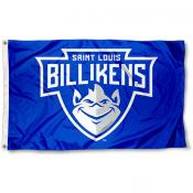 Saint Louis Billikens New Logo Flag
