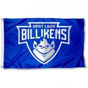 Saint Louis Billikens New Logo Flag