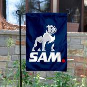 Samford Bulldogs SAM New Logo Garden Flag