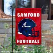 Samford Helmet Yard Garden Flag
