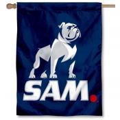Samford New Logo House Flag