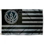 San Antonio Spurs Americana Stripes Nation Flag