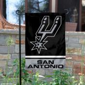 San Antonio Spurs Garden Flag