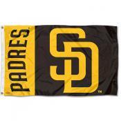 San Diego Padres Grommet Outdoor Flag