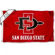 San Diego State Aztecs Small 2'x3' Flag