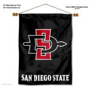 San Diego State Aztecs Wall Banner