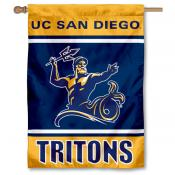 San Diego Tritons Double Sided Banner