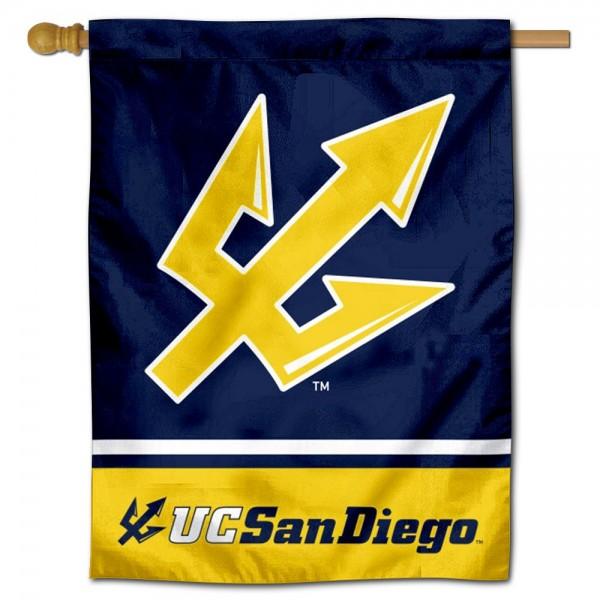 San Diego Tritons Logo Banner Flag Your San Diego Tritons Logo Banner Flag Source