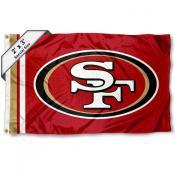 San Francisco 49ers 2x3 Feet Flag