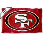 San Francisco 49ers 4x6 Flag