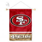 San Francisco 49ers Window and Wall Banner