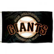 San Francisco Giants MLB Flag