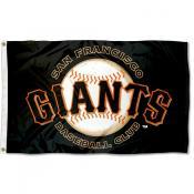 San Francisco Giants MLB Flag