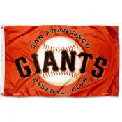 San Francisco Giants Orange Flag