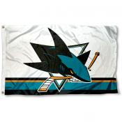 San Jose Sharks Flag