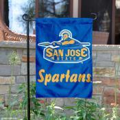 San Jose State University Garden Flag