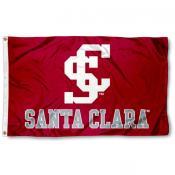 Santa Clara Broncos Flag