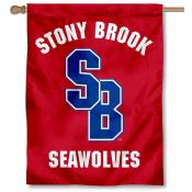 SBU Seawolves House Flag