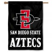 SDSU Aztecs House Flag