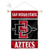 SDSU Aztecs Window and Wall Banner
