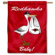 Seattle Redhawks New Baby Flag