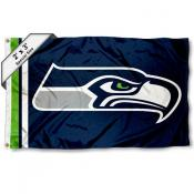 Seattle Seahawks 2x3 Feet Flag
